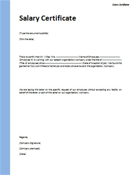 Internship cover letter and resume template
